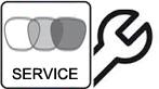 Replace RX Lenses Personal.Frame + Originální tvrdé a nebo měkké pouzdro ke všem brýlím (v závislosti na velikosti brýlí) a dokument o osvědčení původu brýle.