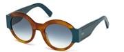 Nákup nebo zvětšování tohoto obrazu, Tods Eyewear TO0212-53W.